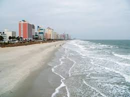 Myrtle Beach Boardwalk And Beach Great Runs