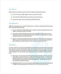 26 Business Proposal Format Templates Pdf Doc Free