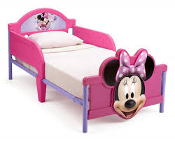Pink Minnie Mouse Bedroom Decor Having Fun With Pink Minnie Mouse Toddler Bed Set Mickey Mouse