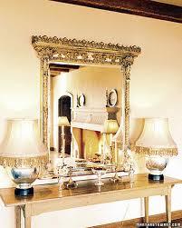 dining room khaki tone:  a  mirfirplc xl