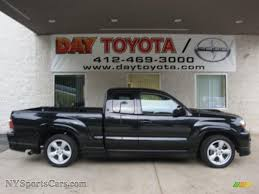 2009 Toyota Tacoma X-Runner in Black Sand Pearl - 593778 ...