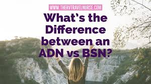 Adn Vs Bsn What Is The Difference Between The Asn Vs Bsn Nurse Cheung Youtube