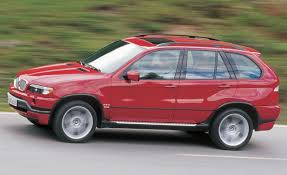 BMW 3 Series bmw x5 2003 review : BMW X5 4.6is