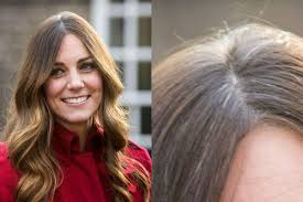 Kate Middleton S Going Gray