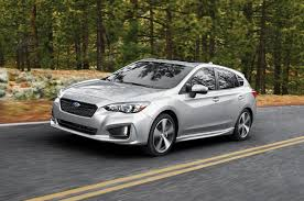2018 subaru 5 door impreza. beautiful subaru 2017 subaru impreza 20i sport 5 door front three quarter in motion 02 on 2018 subaru door impreza r