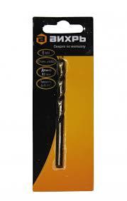 <b>Сверло</b> по <b>металлу ВИХРЬ</b> 6 мм, P6M5 — купить в Москве в ...