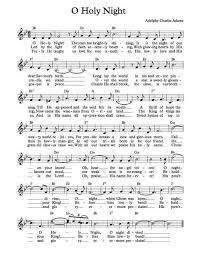 O holy night was written by placide cappeau in 1… Free Sheet Music Free Lead Sheet O Holy Night Christmas Sheet Music Hymn Sheet Music Clarinet Music