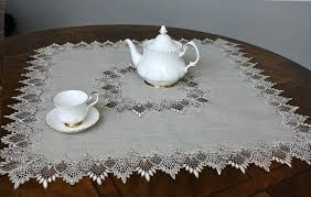 full size of 36 x tablecloth for table vinyl linen blend fabric with taupe ivory lace