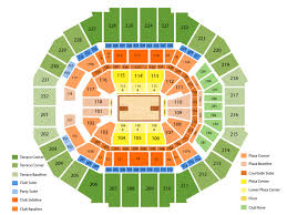 Fedex Forum Memphis Grizzlies Seating Chart Sports Simplyitickets