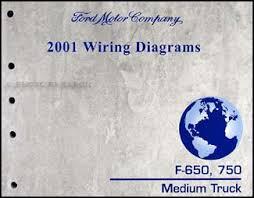 2001 ford f650 f750 medium truck wiring diagram manual original 2001 ford f650 f750 medium truck wiring diagram manual original ford amazon com books