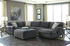 ashley furniture sectional covers amazing black leather sofa of sofas microfiber couch brown