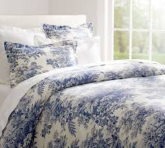 good blue toile bedding 74 in shabby chic duvet covers with blue toile bedding