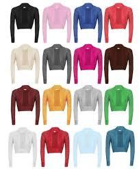 women s long sleeve knitted metallic lurex shrug lot cardigan bolero crop top