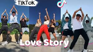 Love Story Remix TikTok Dance Challenge - YouTube