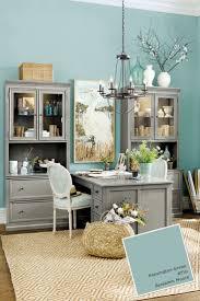 15 Blue Home Office Designs Ideas You\u0027ll Love | Benjamin moore ...