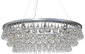 celeste glass drop crystal chandelier chrome with wires light in glass drop chandelier