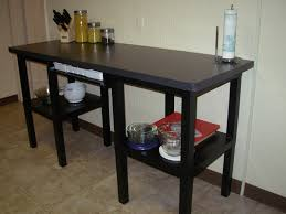Ikea Kitchen Side Table Small Side Table For Kitchen Movable Kitchen Island With Seating