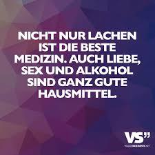 Nicht Nur Lachen Ist Die Beste Medizin Auch Liebe Sex Und Alkohol