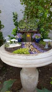 Diy fairy garden