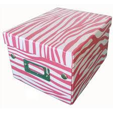 Decorative Holiday Boxes Zebra print decorative gift boxes cheap 58