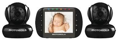 motorola 5 inch baby monitor. monitors motorola image - mbp36-b2 remote wireless indoor baby monitor with 2 cameras 5 inch