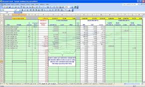 Free Excel Accounting For Small Business Spreadsheets Spreadsheet