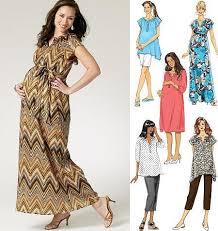 Maternity Dress Patterns Beauteous Sewing Patterns Maternity Clothing Jaycottscouk Sewing Supplies