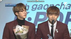 160217 Bts Wins World Kpop Star Award The 5th Gaon Chart K Pop Awards