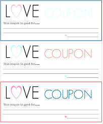 Coupons Template Customizable Coupon Personalized Book Onbo Tenan