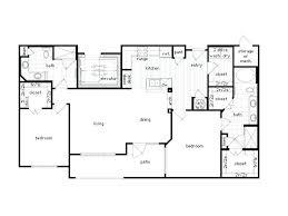 Two Bedroom Apartment Floor Plans Floor Plans 1 2 Bedroom Luxury Apartments  4 Bedroom Luxury Apartment