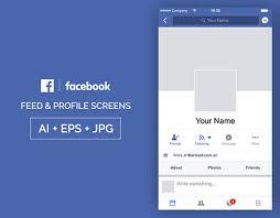 Free Facebook Psd Post Mockup 2018 On Behance