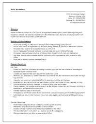 Accounts Payable Clerk Resume Jmckell Com