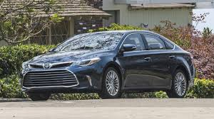 2017 Toyota Avalon Review & Ratings   Edmunds