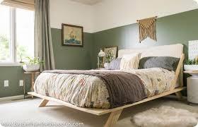furniture cb2. DIY Furniture ~ CB2 Inspired Mid-Century Modern Bed Tutorial Cb2