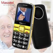 Điện thoại Masstel Fami S2 Dành Cho Người Già ( Có Tiếng Việt ), Pin Khủng  Loa to - BH 12 tháng