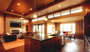 Open Concept Kitchen Living Room Designs Modern Family Room Design Ideas Living Room Gallery Interior