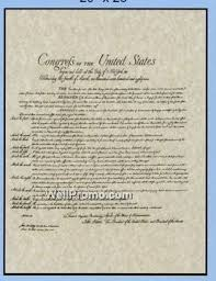 printable monroe doctrine document imprinted branded printing  9 x12 monroe doctrine document