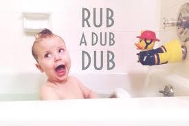 child bathtub