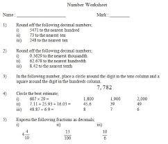 GCSE maths number revisiongcse maths number revision