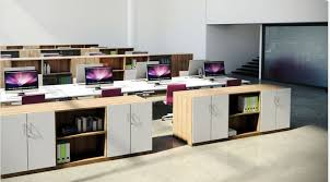 birch office furniture. infinity storage combinations birch and white office furniture l