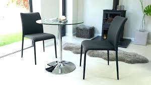 two seater table 2 dining table set 2 dining table set two round glass dining set
