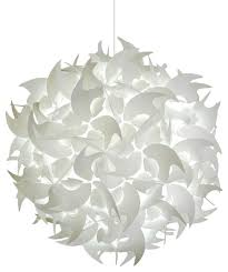 deluxe hooks pendant light fixture cool white glow