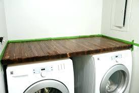 laundry room countertop mall diy ideas small options