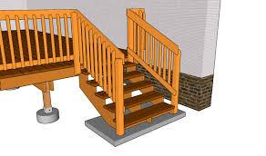 Deck Railing Designs Images Deck Stair Railing Plans Myoutdoorplans Free Woodworking