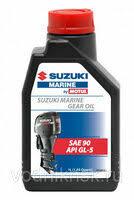 «<b>Масло трансмиссионное MOTUL</b> Suzuki Marine Gear <b>Oil</b> SAE 90 ...