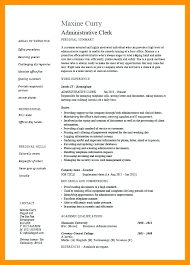 resume objective clerical list of clerical skills for resume soft skills for teachers resume