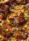 baked oriental chicken