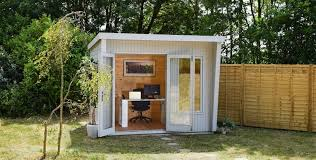contemporary garden offices delivery