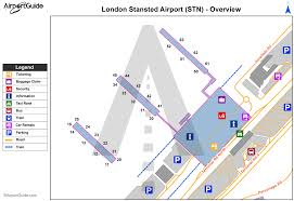 Stansted Charts London Stansted Airport Egss Stn Airport Guide