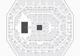 25 True Bankers Life Seat Map